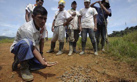 El exterminio contra pueblo indígena awá continúa