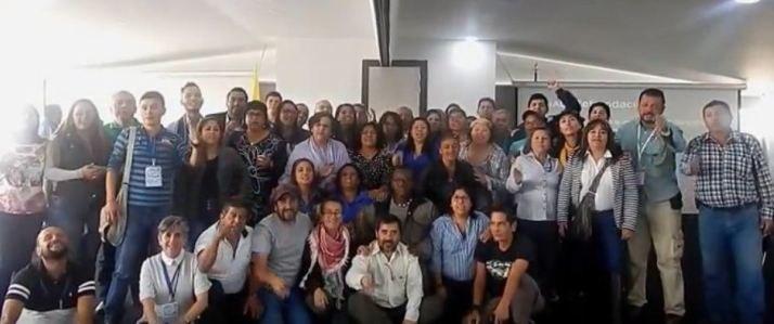 Cambios para la vida, derechos para la paz; Declaración política asamblea anual Coordinación Colombia-Europa-Estados Unidos