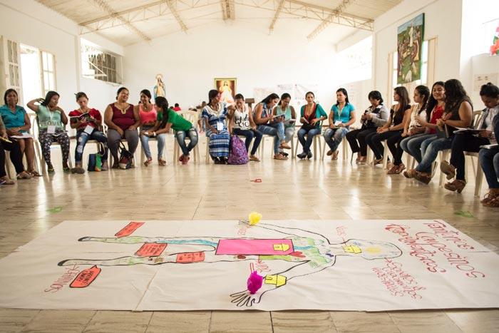 Escuela Política de Mujeres CNA: por el derecho a ser campesinas