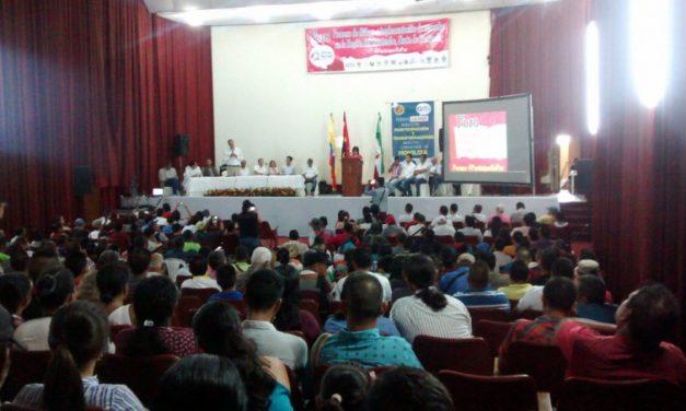 Proceso de diálogo e implementación de acuerdos en la región del Catatumbo: un foro como apuesta por la Paz que es «lucha, sueño y esperanza»