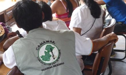 Indígenas Awá: Mandatando para la paz