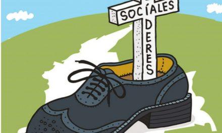 Líderes sociales: el riesgo de ser una piedra en el zapato en Colombia