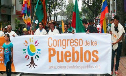 Respaldamos a las comunidades del Catatumbo y exigimos que cese la confrontacion en su territorio
