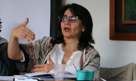 """""""Líderes que apoyan la paz están siendo encarcelados y asesinados"""": Diana Sánchez"""