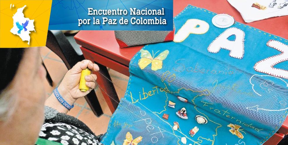 Sociedad civil convoca Encuentro por la Paz