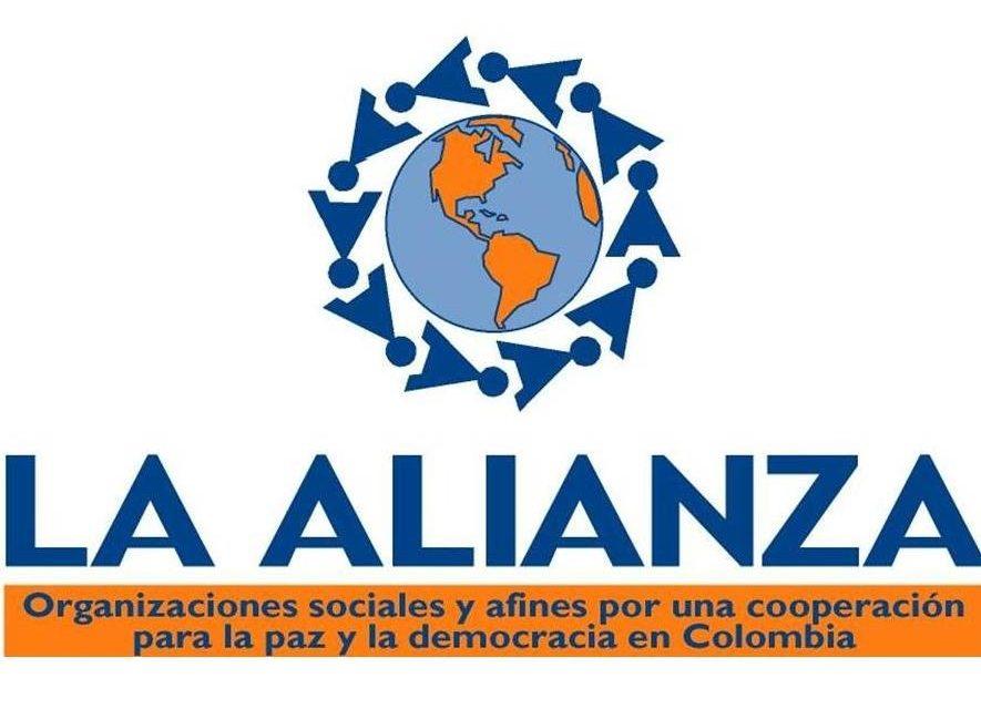 Organizaciones sociales y afines por una cooperación para la paz y la democracia en Colombia