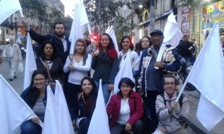Comunicado público: La Paz sigue siendo el rumbo