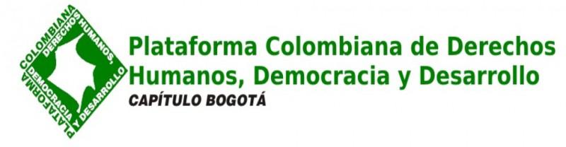 Plataforma Colombiana de Derechos Humanos, Democracia y Desarrollo