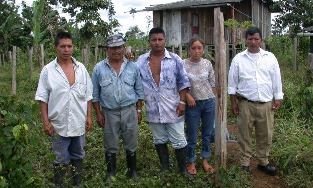 Putumayo: resistiendo al Plan Colombia