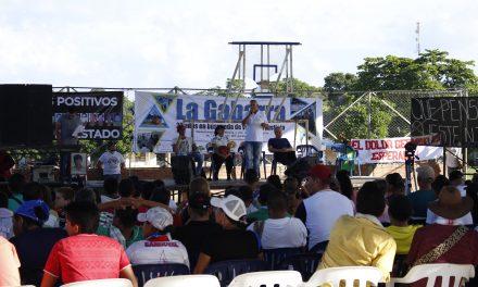 Exigiendo verdad y justicia, La Gabarra conmemora 20 años de masacre paramilitar