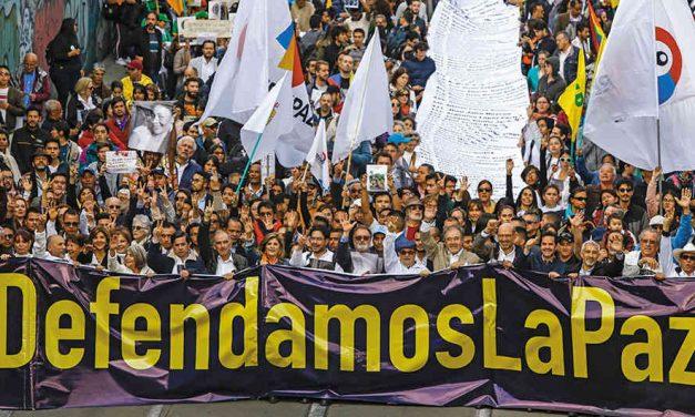 Desde Defendamos la paz pedimos al papa Francisco sus buenos oficios y velar por la paz de Colombia