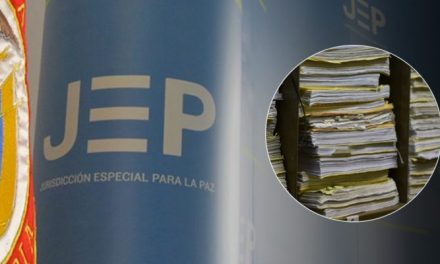 JEP recibe informe de 158 ejecuciones extrajudiciales