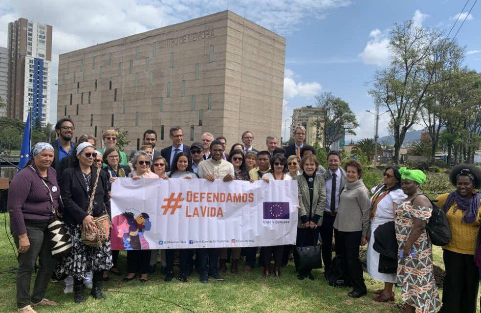 «Defendamos la vida», un compromiso y llamado que compartimos con la Comunidad Internacional