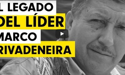 Marco Rivadeneira: el crimen del líder social del Putumayo