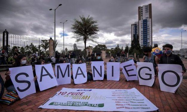 Las masacres que el gobierno no quiere prevenir