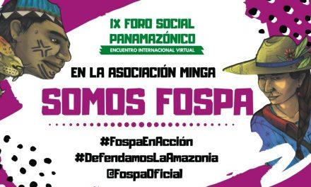 En la Asociación Minga decimos: ¡Somos Fospa!