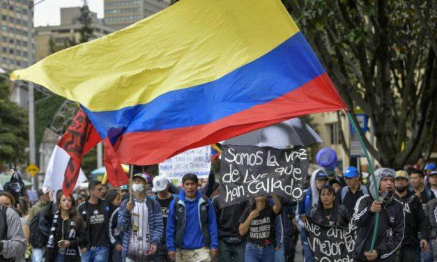 Carta de organizaciones colombianas a la CIDH ante violencia contra manifestantes de #ParoNacional