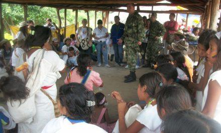 Ejército mantiene a la población del Naya en situación de confinamiento