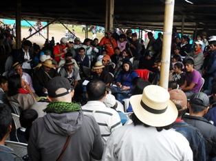 Conclusiones del Congreso extraordinario, Consejo Regional indígena del Cauca