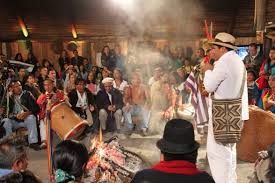 Pueblos indigenas unidos en una sola voz