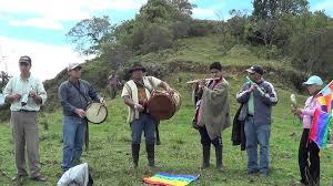 Con el pueblo yanacona y sus derechos