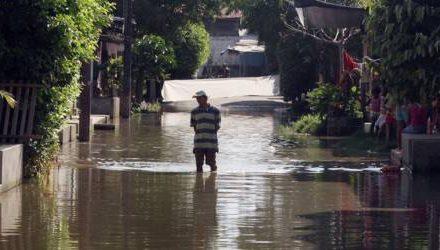 Invierno y  negligencia en la región del Catatumbo