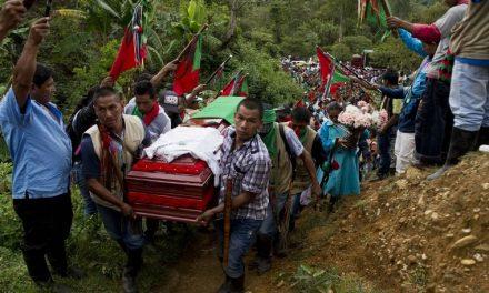 Aumenta crisis humanitaria en el departamento del Cauca