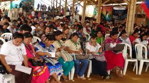 I encuentro de mujeres Indígenas en resistencia por la pervivencia