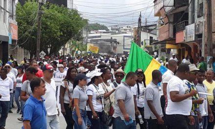 Critica situación para los habitantes del Pacifico colombiano