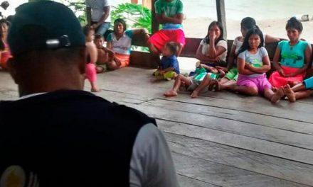 Comunidades indígenas del Cauca denuncian crisis humanitaria
