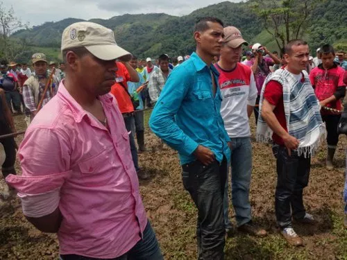 Graves infracciones al DIH en el Cauca