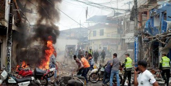 Tumaco Nariño, otra víctima de grupos armados
