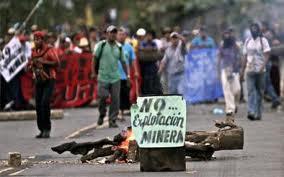 La minería nos está matando el futuro