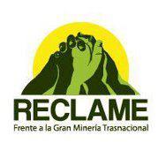 Reclame participará en la Cumbre de los Pueblos en Cartagena