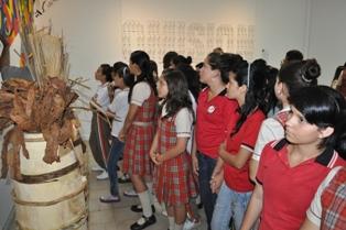La galería de la memoria Somos Tierra, de Cúcuta a Cartagena