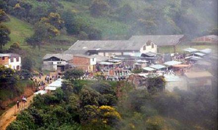 Enfrentamientos por la tierra en el Cauca