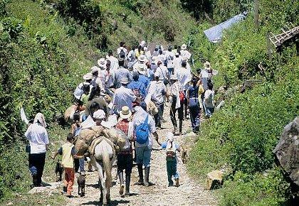 Continúa el conflicto armado en el resguardo Chingurito Mira