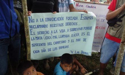 Acción urgente: Libertad para Pedro León Carrillo y Ernesto Roa Montañez