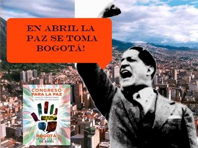 Editorial: La movilización social por la Paz se toma a Bogotá