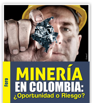 'El país corre grandes riesgos con el actual modelo minero'