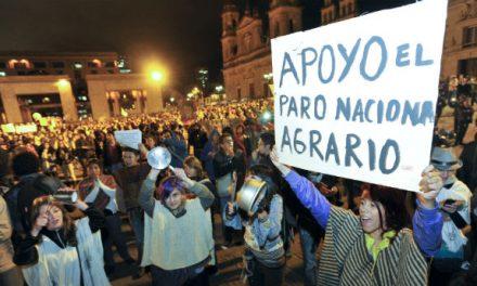 Editorial: Jaque al modelo: un paro por la sobrevivencia  del campesinado colombiano