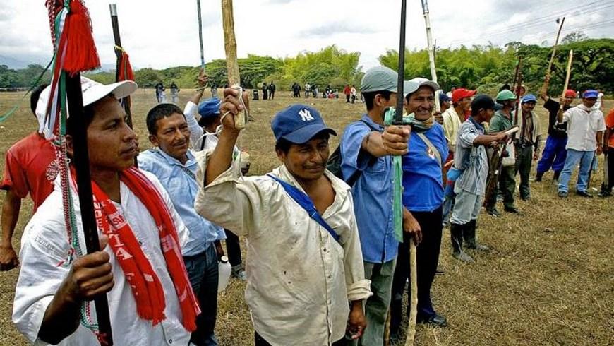 S.O.S por grave situación en la Minga Social y Popular Indígena