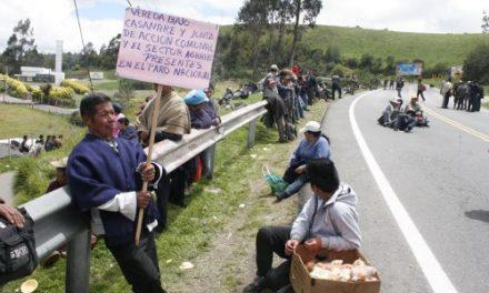 URGENTE: Policía nacional de Norte de Santander retiene ilegalmente campesinos del Catatumbo