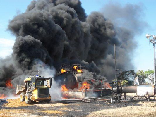 Multinacionales ponen en peligro Resguardo Nasa Kiwnas Chab en Putumayo