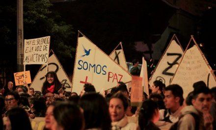 Movimiento social, proceso de diálogo y construcción de paz