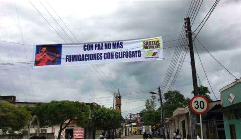 Editorial: Fumigaciones en Putumayo: una amenaza a la construcción de paz
