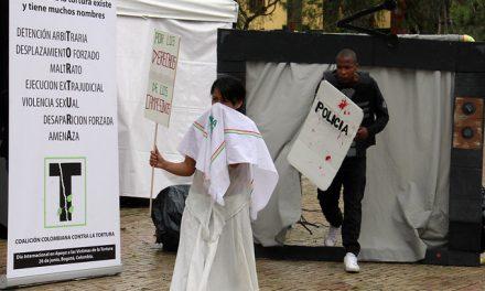 Conmemoración del día mundial en apoyo a las víctimas de la tortura