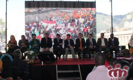 Cumbre Agraria y Gobierno Nacional instalan mesa de negociación