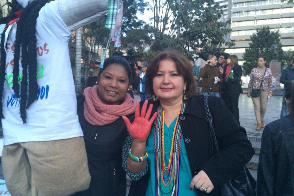 Gloria Flórez  Schneider, nueva secretaria de gobierno de Bogotá
