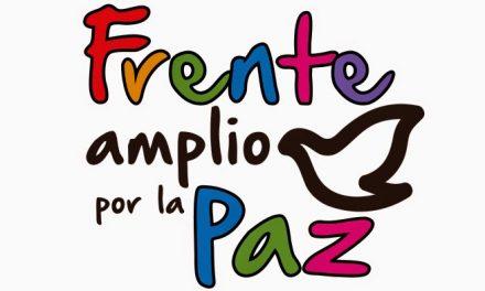 I Encuentro Nacional del Frente Amplio por la paz, la democracia y la justicia social